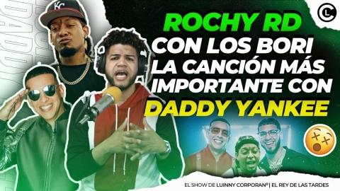 """ROCHY RD FT DADDY YANKKE A PUNTO DE ROCHY DAR EL PALO MUNDIAL """"MI..."""