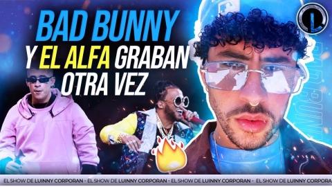"""EL ALFA """"EL JEFE"""" GRABA CON BAD BUNNY SE REPITE LA FÓRMULA QUE..."""