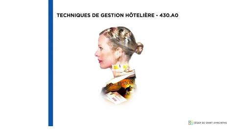 DEC   Techniques de gestion hôtelière