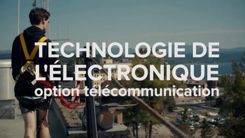DEC | Technologie de l'électronique - Télécommunication