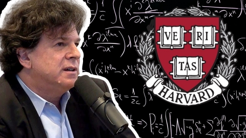 Eric Weinstein's Harvard Story - The System...