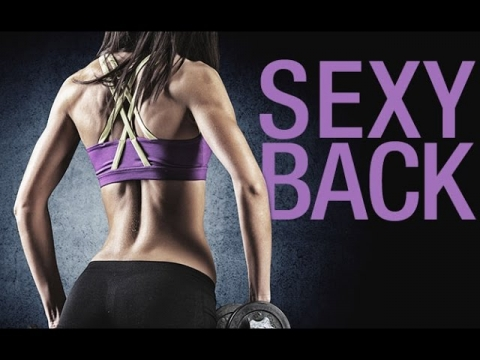 Sexy Back Workout (4 MOST EFFECTIVE EXERCISES!!)