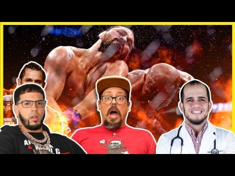 ANUEL en la UFC: ¿cuál es su rol?