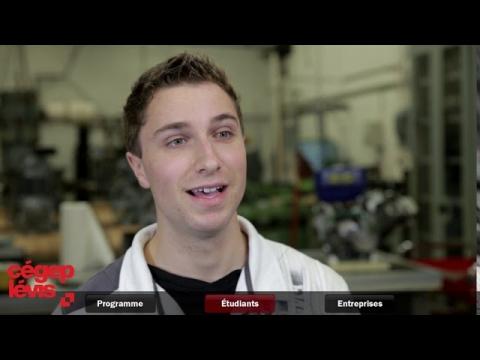 DEC | Technologie de la maintenance industrielle