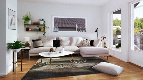 30 Simple But Beautiful Living Room Design Ideas