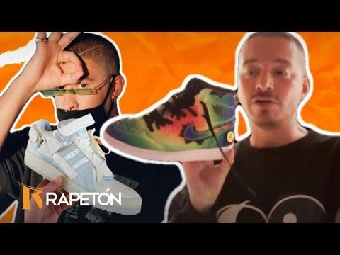 ¡¿BAD BUNNY Y J BALVIN Activaron La Guerra De Nike Vs Adidas?!|...