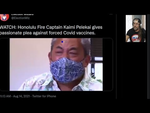 Honolulu Fire Capt. Gives Emotional Plea Against YOU-KNOW-WHAT!