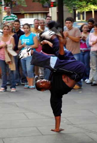 El breakdance será deporte olímpico en los Juegos de París en 2024