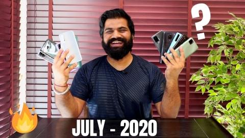 TG Smartphone Round up | Seedhi Baat | July 2020
