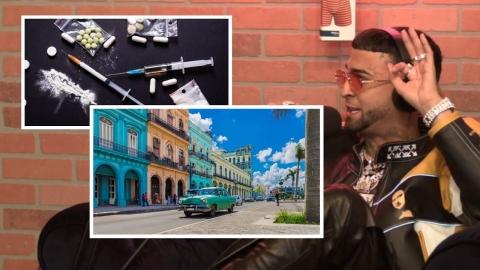 Ovi habla de la dr0g@ en Cuba