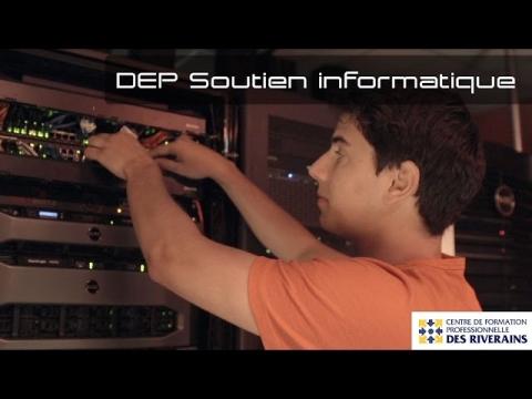 DEP | Soutien informatique