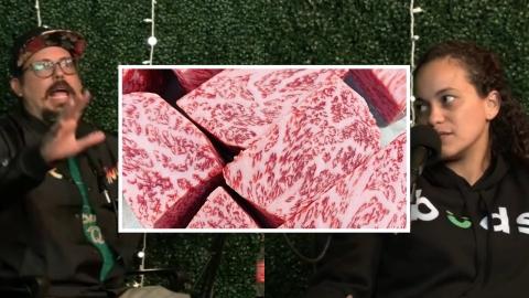 La carne mas EXCLUSIVA del mundo *WAGYU BEEF*