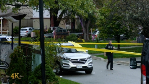 Brampton: Car located after Airport and Countryside shooting homicide...