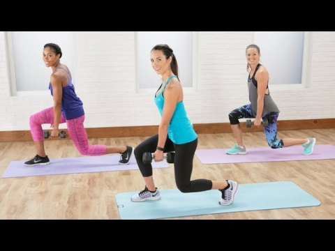 20-Minute Total Body Sculpt and Tone Workout with...