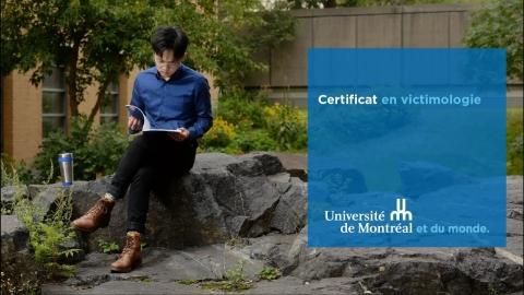 Certificat en victimologie