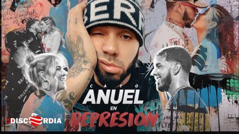 ¿Estará Anuel AA sufriendo de depresión? | La Discordia