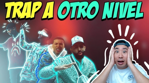 REACCIÓN A ELE UVE REMIX 🔥🤩 Eladio Carrion, Natanael Cano, Ovi, Noriel