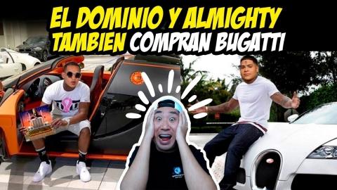 Almighty y El Dominio también compran su Bugatti 😂🤣
