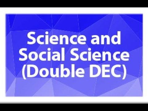 Double DEC Program