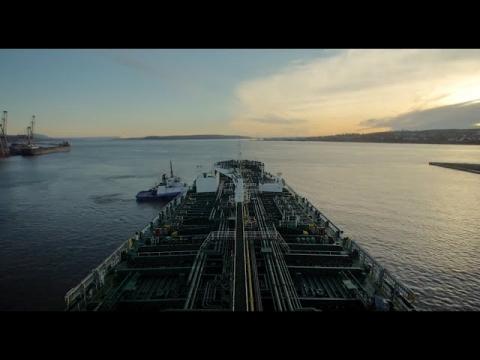 Voir grand : Les femmes dans l'industrie maritime