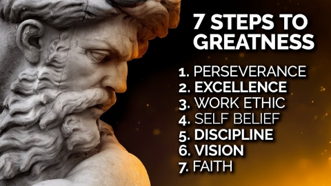 7 Steps to Begin Your Path To Greatness (Powerful...