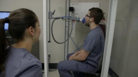DEC | Techniques d'inhalothérapie
