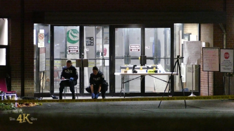 Toronto: Mosque stabbing death leaves one suspect outstanding...