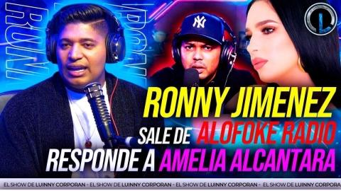 RONNY JIMÉNEZ CONFIRMA SU SALIDA DE ALOFOKE RADIO SHOW!!! RESPONDE A...