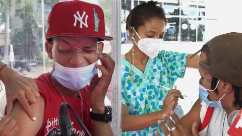 Vacunando contra el COV-1C a los tigueres del bajo mundo