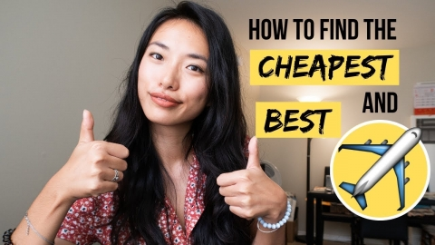 How to Find CHEAP Flights ( 2019 Budget Travel Hacks & Tips )