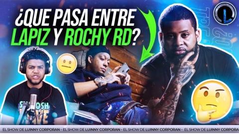 ROCHY RD Y LAPIZ CONCIENTE EL GRAN MISTERIO POR...