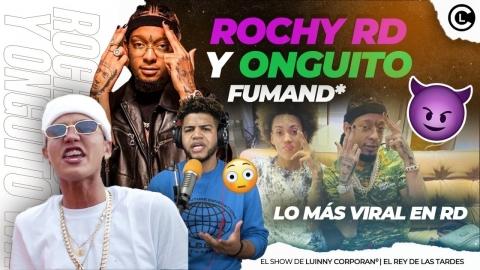 """ROCHY RD Y ONGUITO WA """"FUMA** EN LA ALCALDIA"""" LO MAS VIRAL EN..."""