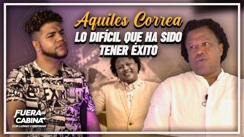 AQUILES CORREA LA PELÍCULA QUE FACTURÓ 200 MILLONES Y UN ARTISTA...