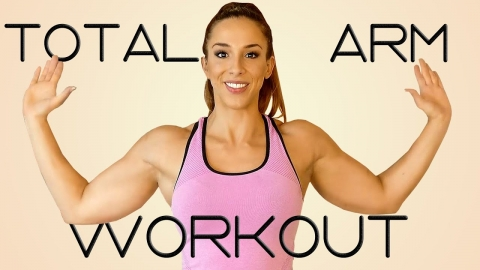 How to Lose Arm Fat   20 Minute Tone Arms & Abs...