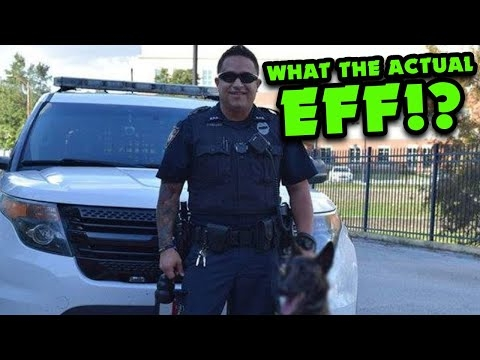 What This Fla. Cop Did & the Department's Response is OUTRAGEOUS!