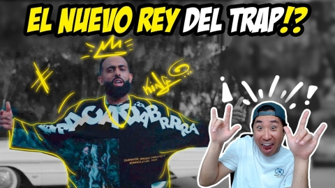Reaccionando a Eladio Carrión - Sauce Boy Freestyle 3 😂🔥