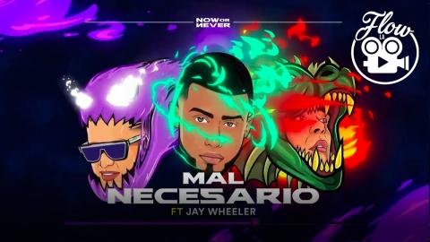 Nio Garcia & Casper Magico Ft. Jay Wheeler - Mal Necesario (Audio...