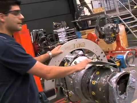 DEP | Montage mécanique en aérospatiale
