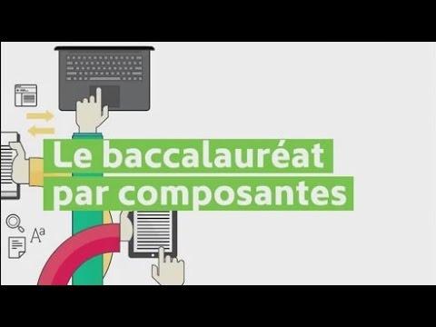 Le baccalauréat par composantes