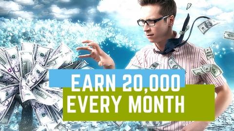 Earn Upto ₹20,000 Every Month | Legend Leaks the VIRAL secret to EARN | Earn Money Online Now
