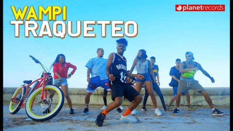 WAMPI - Traqueteo (Official Video by Rou Roff) Reggaeton Repartero...