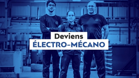 Double DEP   Électromécanique et mécanique industrielle