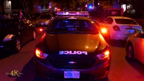 Toronto: Deadly shooting at Black Creek & Trethewey apartments...