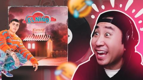 Coreano reacciona al álbum de Lunay 😂 El Niño
