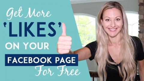 Get More Facebook Likes - My Secret FREE Strategy That's Working...