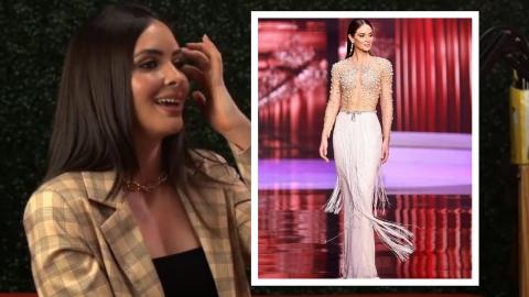 Estefania Soto, lo que pasa detras de Miss Universe
