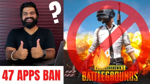 PUBG Ban In India??? 47 Chinese Apps Banned By India
