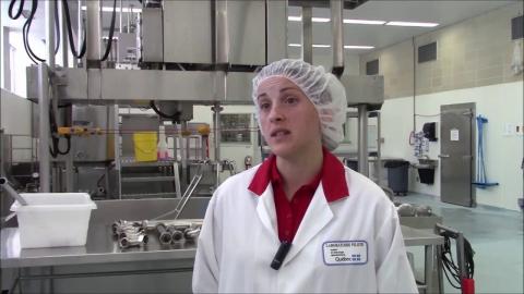 Technologie des procédés et de la qualité des aliments