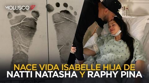 Nace HIJA de Natti Natasha y Raphy Pina ( Aquí todo lo que debes saber ) 🙏🏽🥰