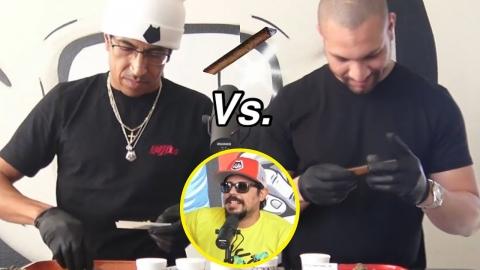 Competencia de Enrolar: Kumar vs Eduardo